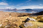 Loch Torridon From Bealach Na Gaoithe