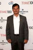 NEW YORK-APR 29: Social entrepreneur Arunachalam Muruganantham attends the Time 100 Gala for the Mos