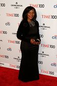 NEW YORK-APR 29: Human rights lawyer Thuli Madonsela attends the Time 100 Gala for  Most Influential