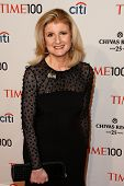 NEW YORK-APR 29: Author Arianna Huffington attends the Time 100 Gala for the Most Influential People