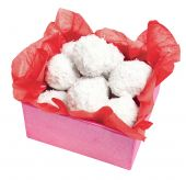 Holiday Gift, Coconutty Snowballs