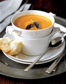 Butternut Squash And Sage Soup