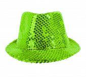 Festively Green Hat