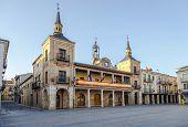 City Hall Of Burgo De Osma