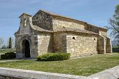 Church Of San Juan Bautista, Banos De Cerrato