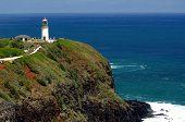 Kauai , Hawaii Lighthouse.