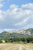 View To Montepulciano