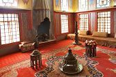 Harem Room In Khan's Palace, Crimea