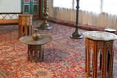 Details Of Harem Interior In Khan's Palace, Crimea