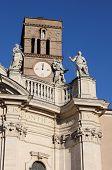 Holy Cross in Jerusalem Basilica in Rome