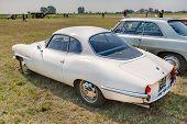 Italian Car Alfa Romeo Giulia Sprint Speciale 1600 (1964)