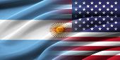 Usa And Argentina.