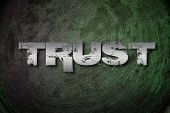 Trust Concept