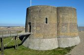 Martello Tower Napolionic denfenses