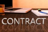 picture of contract  - Contract  - JPG