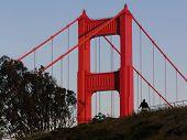 GoldenGate Bridge Tower