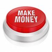 Make Money 3D Button