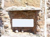 chimney sign