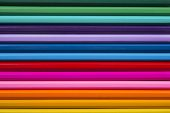 image of colore  - Abstract background colored pencils DSLR photography pencils horizontal picture set of drawing fine arts background of colored pencils bright picture flat line multi - JPG