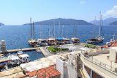 foto of marina  - MUGLA TURKEY  - JPG