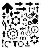 vector design elements - arrows
