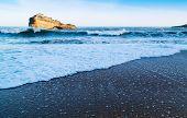 beautiful view, blue ocean, seascape