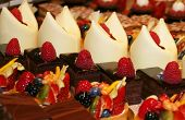 picture of irresistible  - Colorful pastries - JPG