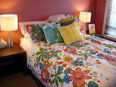 Bright Flower Bedroom