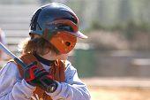 Baseball Player On Deck