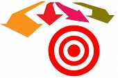 Marketing Ziel Business sales