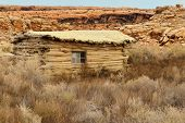 Old West Wolfe cabin and ranch