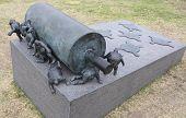 Sculptures By The Sea, Bondi, Australia