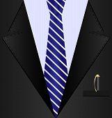 stock photo of coat tie  - background fantasy - JPG