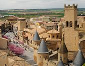 Medieval Village of Olite, Spain