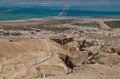 Dead Sea southern beach, Israel