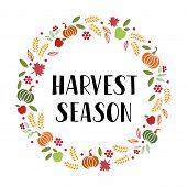 Harvest Season poster