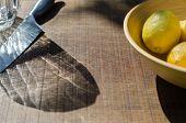 Lemons Ready For Lemonade