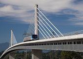 Sky Train Bridge
