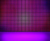 Violed LED Wall