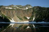 Mirrored Mountain