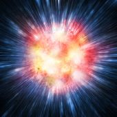 Exploding Star Or Planet