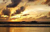 Andaman Sea Sunset