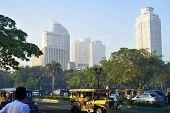stock photo of luzon  - Metro Manila Philippines  - JPG