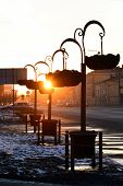 Street  Silhouettes