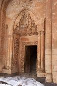 Entrance To Ishak Pasha Palace, Eastern Turkey
