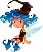 Blue  Fairy