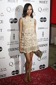 LOS ANGELES - MAR 4: Zoe Saldana at the 3rd annual Essence Black Women in Hollywood Luncheon at the