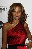 LOS ANGELES - 4 de MAR: Holly Robinson Peete, durante o 3º anual essência Black mulheres Luncheo de Hollywood