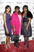 LOS ANGELES - MAR 4: Taraji P. Henson, LaTanya Richardson, Pauletta Washington at the 3rd annual Ess