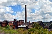 Building Of The Historic Quincy Smelter